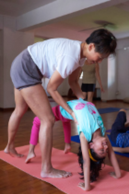Yoga Kids Angeline Goh